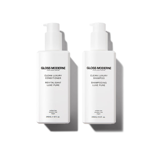 Clean Luxury Shampoo & Conditioner Duo - Soleil