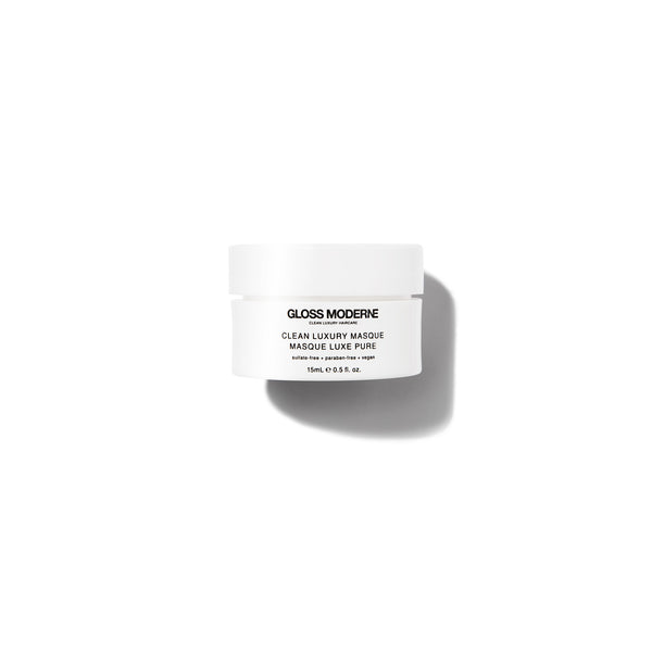 Clean Luxury Travel Masque