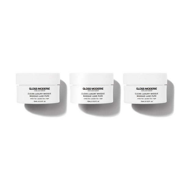 Clean Luxury Masque Travel Trio
