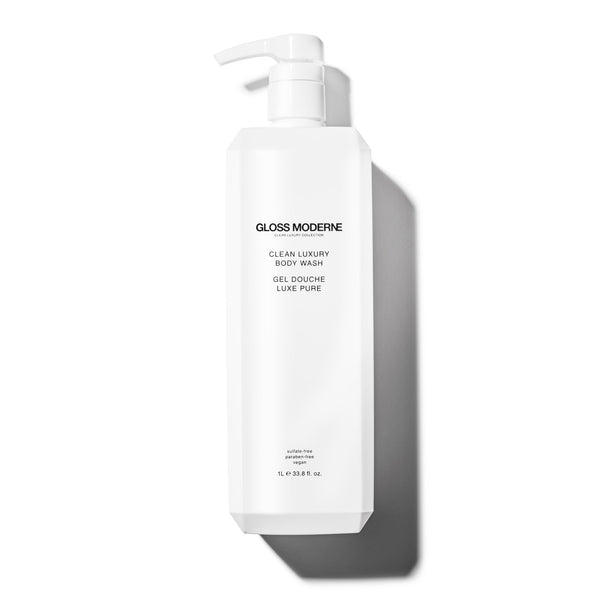 Clean Luxury Body Wash (Deluxe Liter Size)