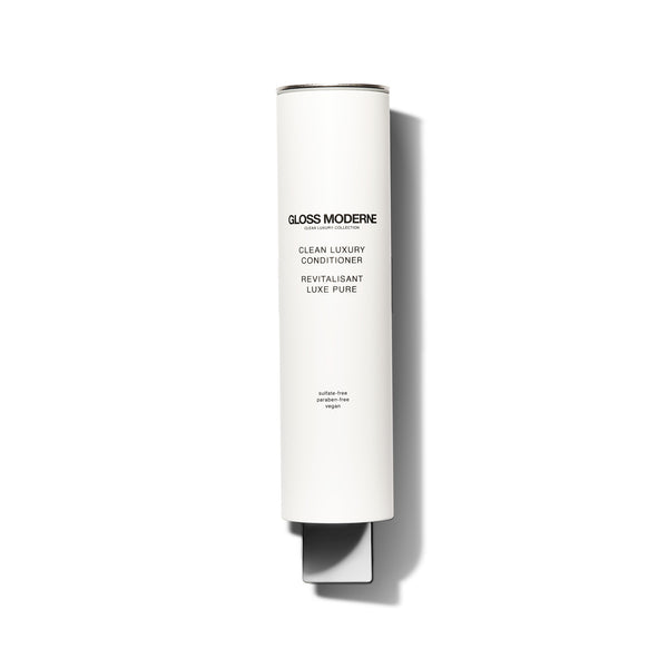 Contemporary Matte White Dispenser (Conditioner)