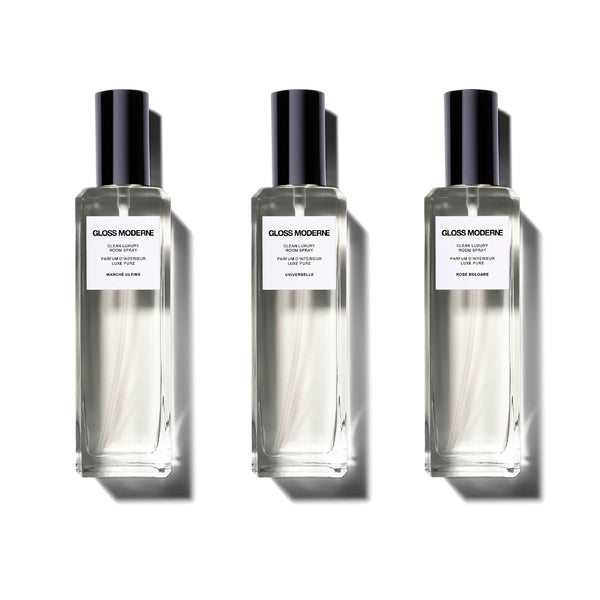 Clean Luxury Room Spray Large Trio