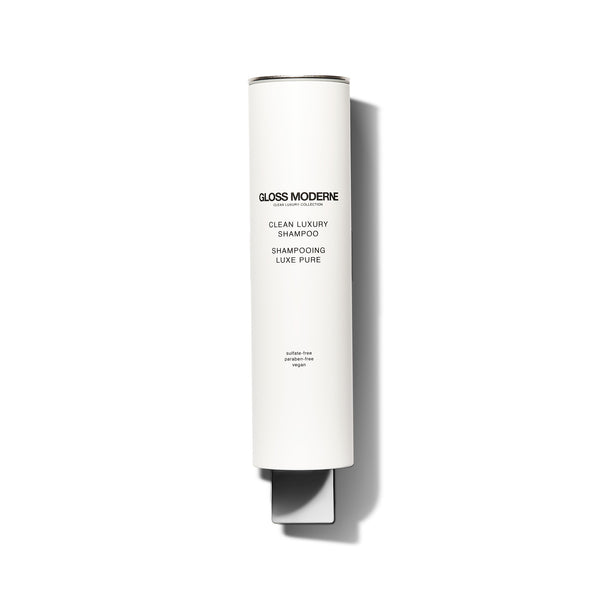 Contemporary Matte White Dispenser (Shampoo)
