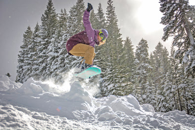 Size Matters: How to Choose the Right Size Women's Snowboard