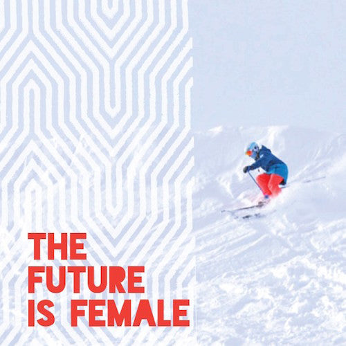 Coalition Snow Inspiring the Spirit of Future Generation Lady Shredders | Altitude Seven