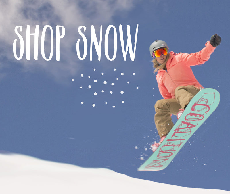 Shop Snowboards and Skis