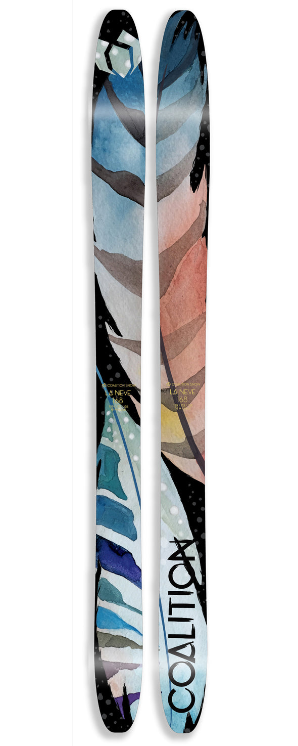 Women's Backcountry Skis