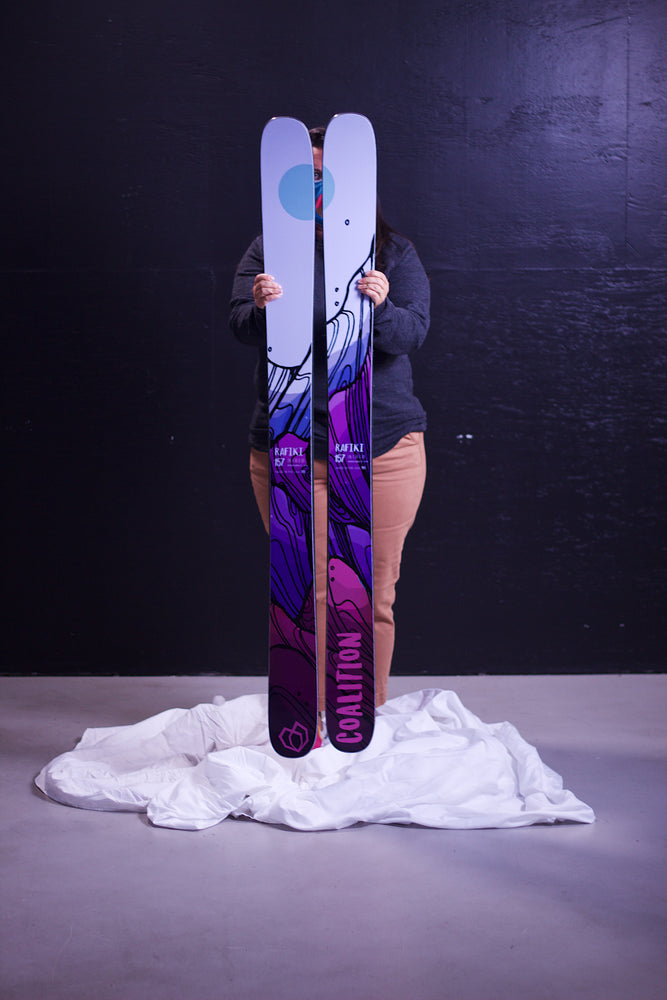 Load image into Gallery viewer, Rafiki Powder Ski  |  Dawning On Me