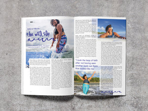 Load image into Gallery viewer, Sisu Magazine Issue 6: Making Waves