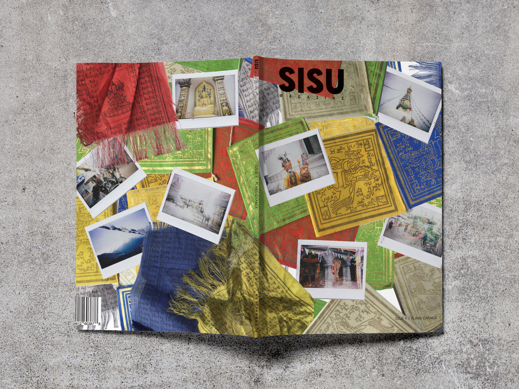 Sisu Magazine | Issue Four: Plans Change