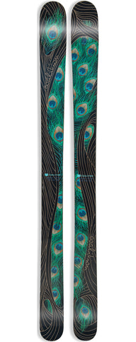 Women's Powder Skis