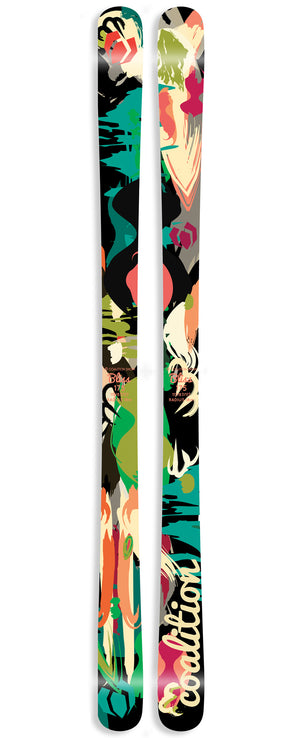 Women's Freestyle Skis