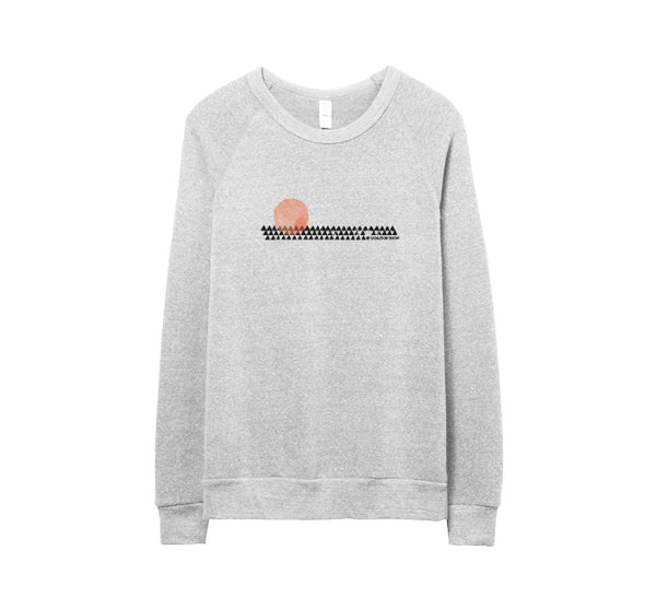 Coalition Snow Mountains | Crewneck Sweatshirt