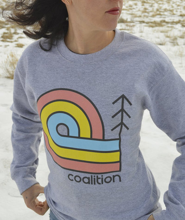 Home Range Sweatshirt | Coalition Sweatshirt