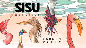 Sisu Issue 3 Release Party Tickets