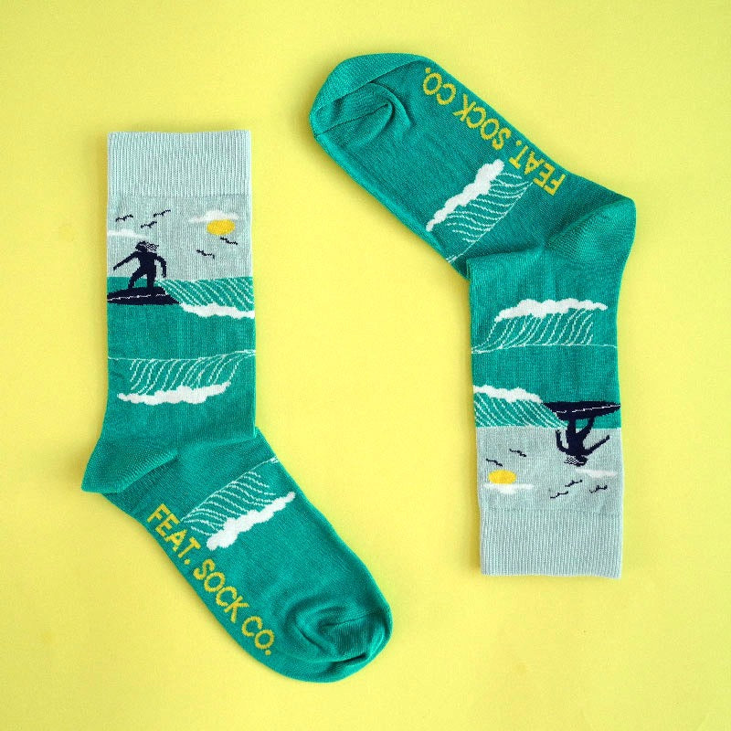 Women Mountain Ski Socks