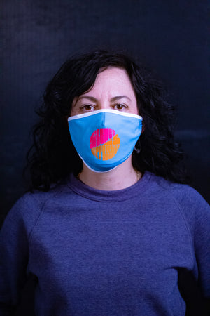Silence Is Oppression Face Mask