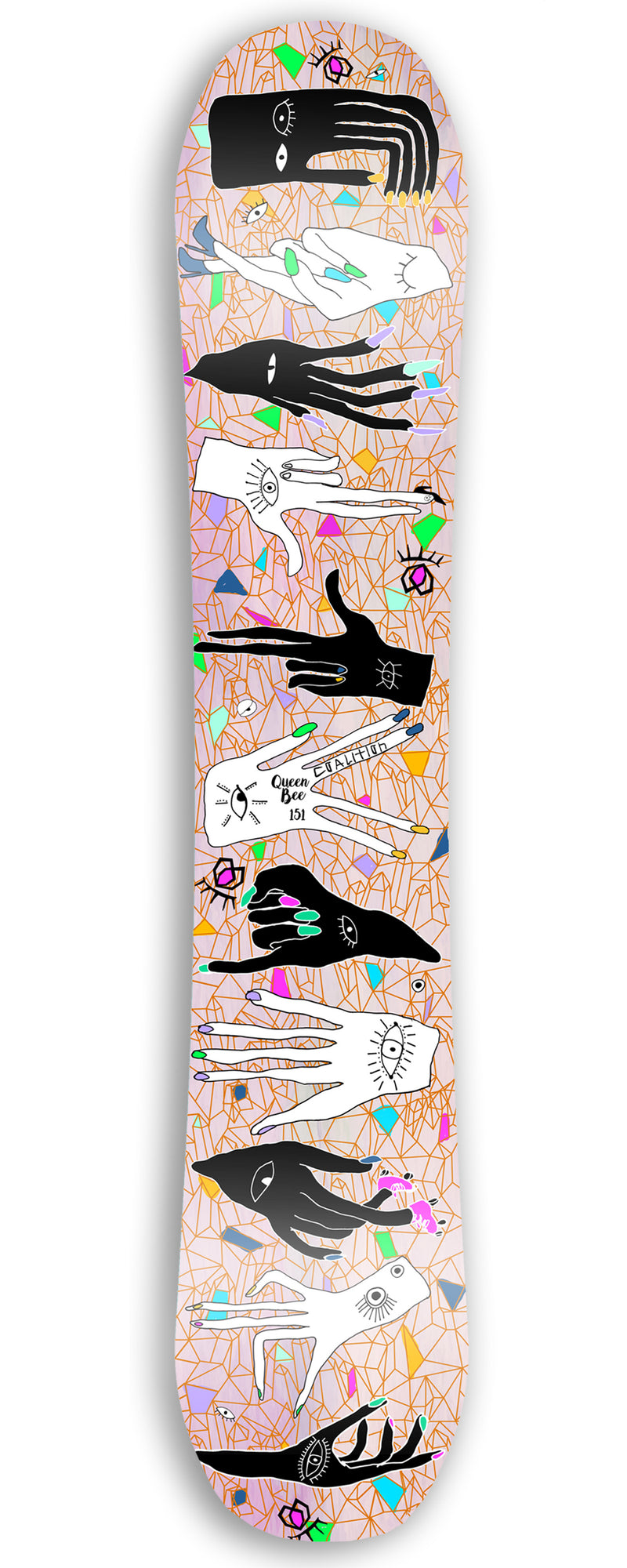 Women's All Mountain Snowboard