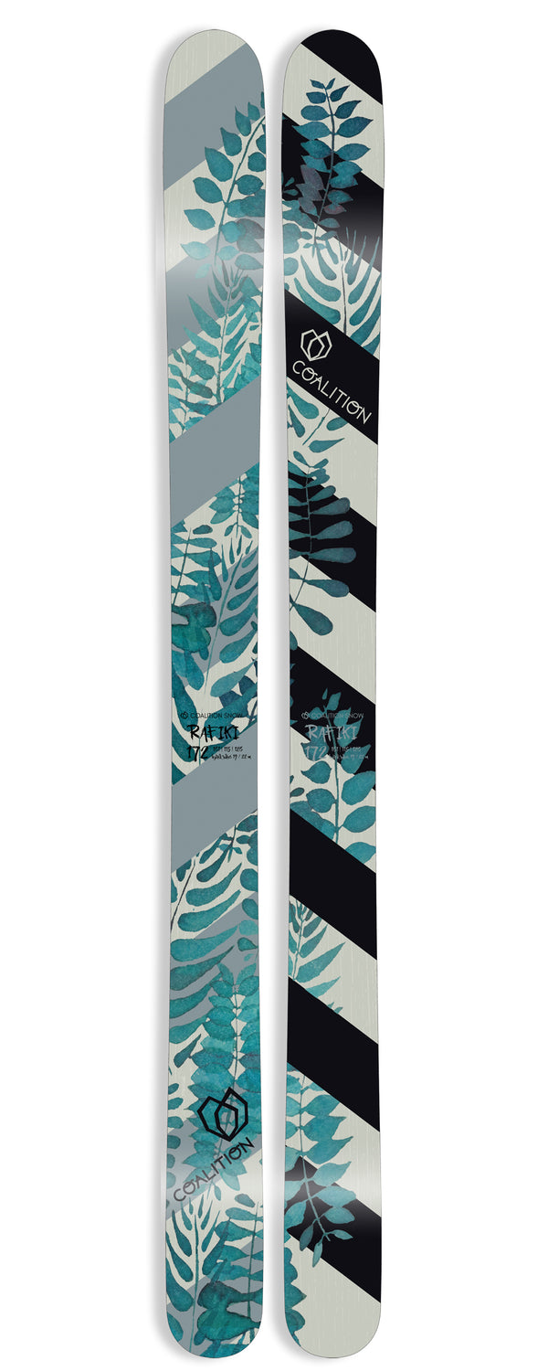 Rafiki Powder Ski  |  So Very Frond of You