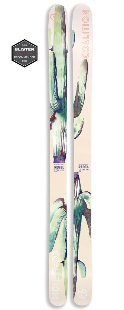 Rebel Women's All Mountain Ski