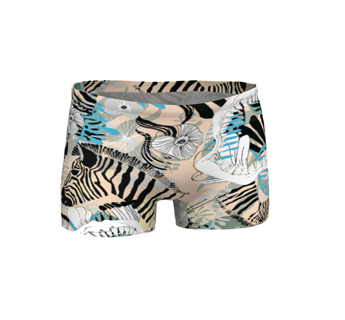Women Shorts | Salty Zebra Rodeo