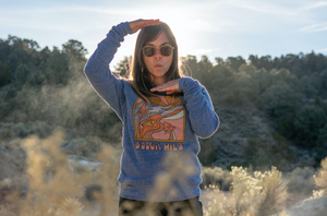 Load image into Gallery viewer, Boogie Wild Kika Macfarlane Eco Sweatshirt