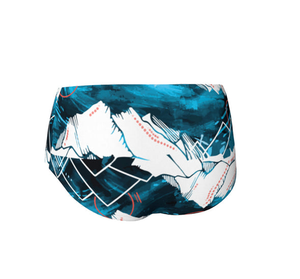 Mini Shorts | Snowdrift Cameo