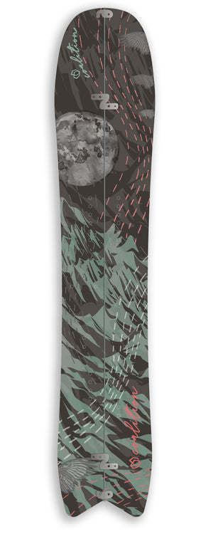 Splitboards, Women's Splitboard, Womens Splitboards, Backcountry Snowboards, Snowboard, Snowboards, Women's Snowboards
