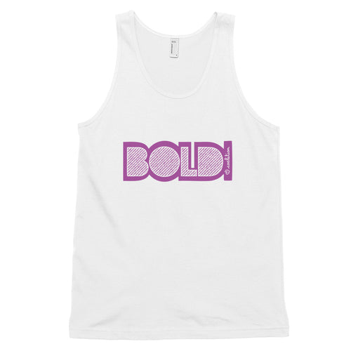 4 Letter Tanks | Bold Color Tank Top