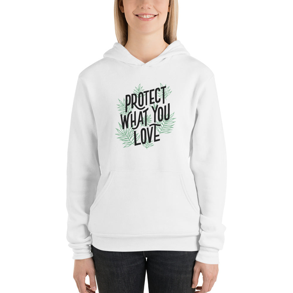 Protect What You Love | Hoodie