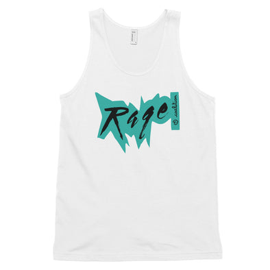 4 Letter Tanks | Rage Color Tank Top