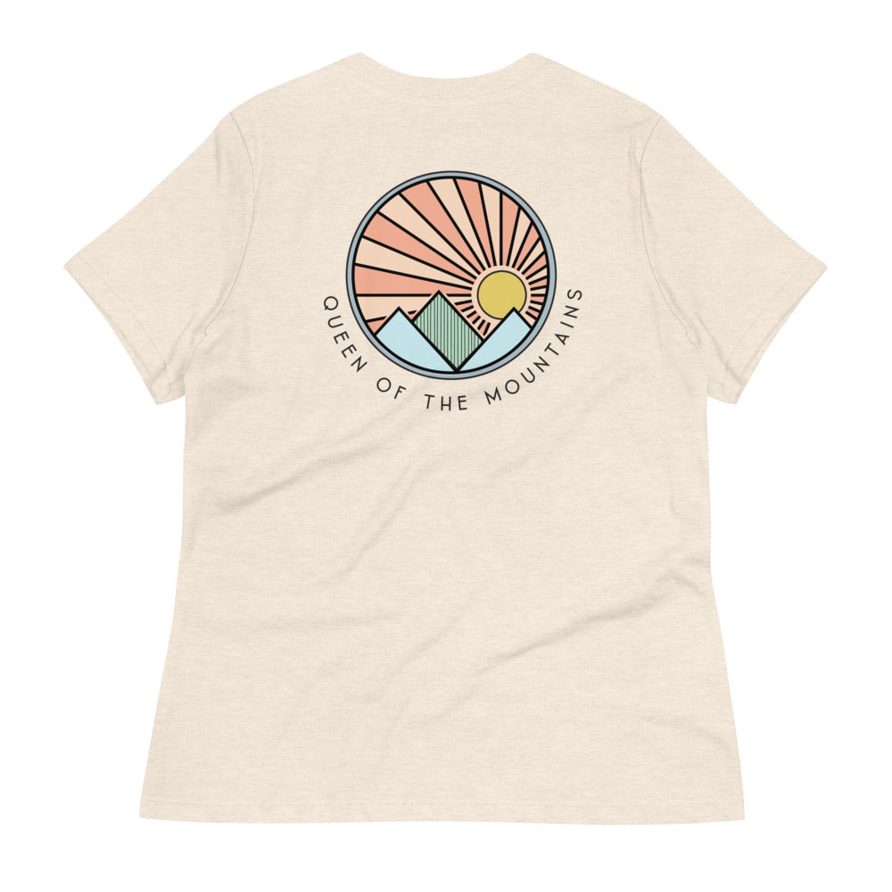 Queen of the Mountains | Tee
