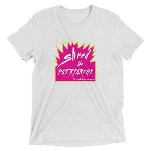 Shred the Patriarchy Women's Tee