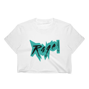 4 Letter Tees | Rage Color Crop Top