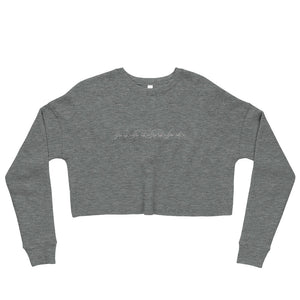 Load image into Gallery viewer, Support Each Other | Crop Sweatshirt