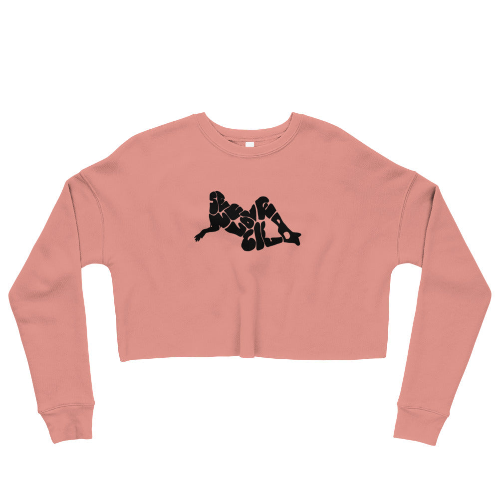 Self Love Club | Crop Sweatshirt