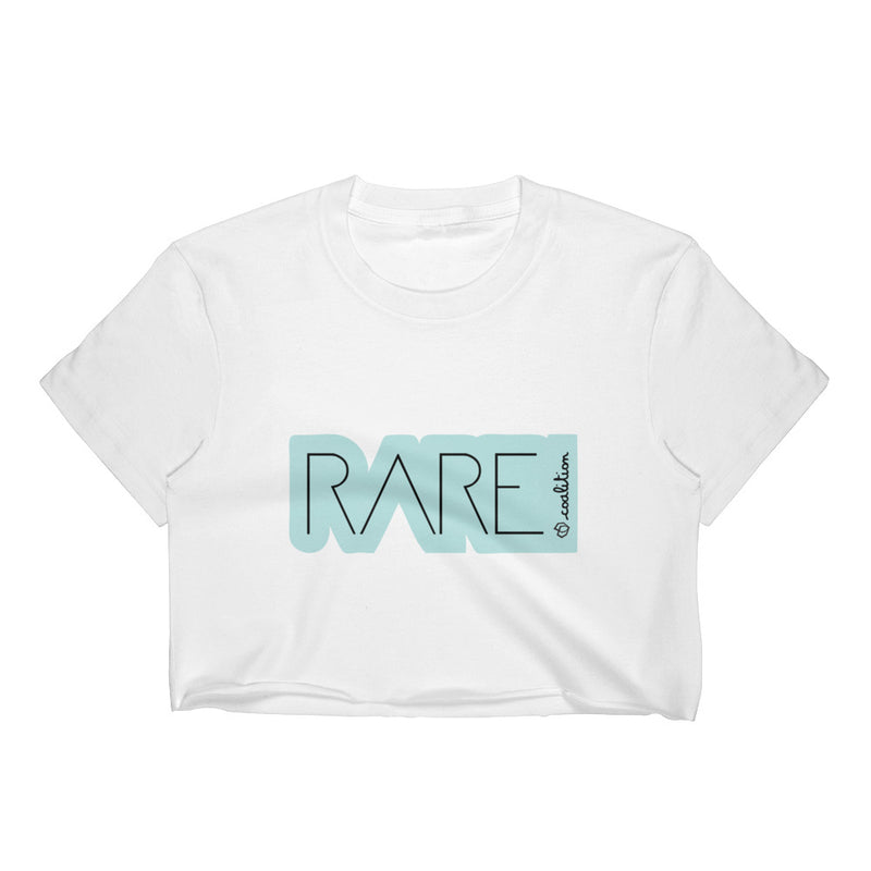 4 Letter Tees | Rare Color Crop Top
