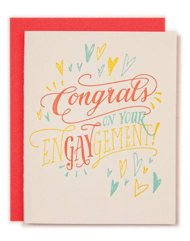 Congrats on Your EnGayGement!
