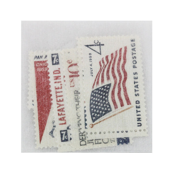 Vintage Postage: Election Day