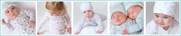 Magnolia Baby Pima Cotton Layette - CPSIA Standards