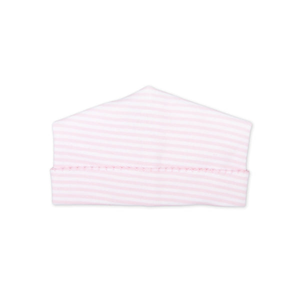 Magnolia Baby Essentials Pink Stripe Hat