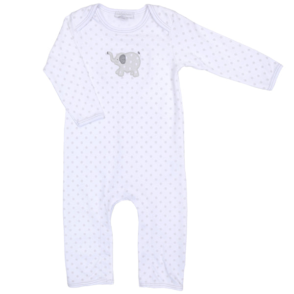 Unisex Tons of Love Applique Playsuit