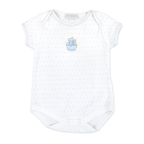 Magnolia Baby Essentials Noah's Friends Bodysuit