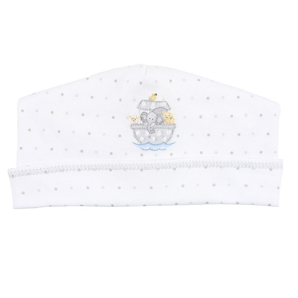 Magnolia Baby Essentials Noah's Friend Embroidered Hat