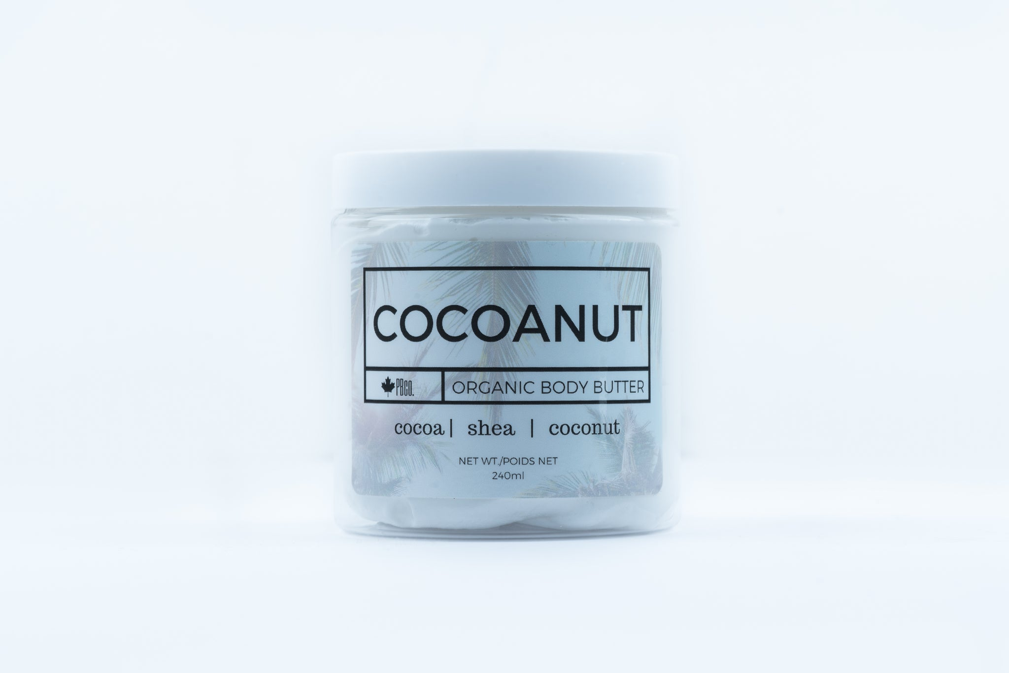 CocoaNut Body Butter - Parkdale Butter