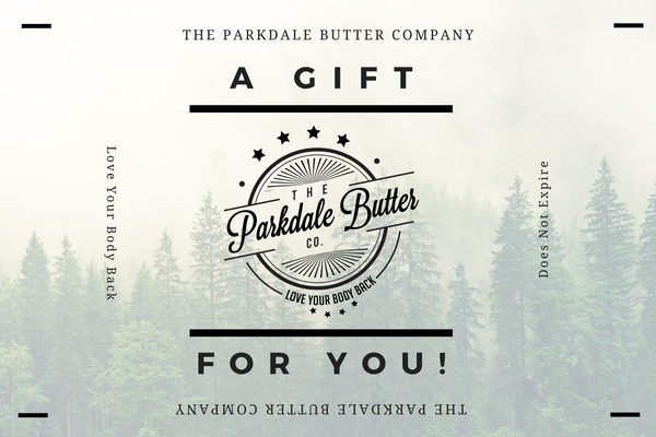 Parkdale Butter Gift Card - Parkdale Butter