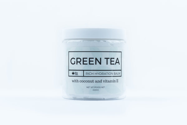Green Tea Rich Hydration Balm - Parkdale Butter