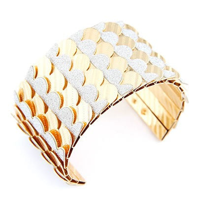 Willow Leaf Cuff