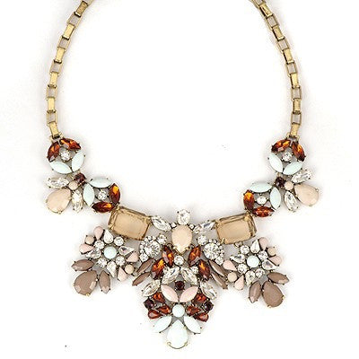 Maya Jewel Necklace