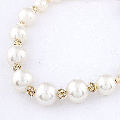 Charlotte Pearl Necklace